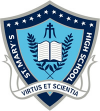 St. Mary's High School Sticky Logo