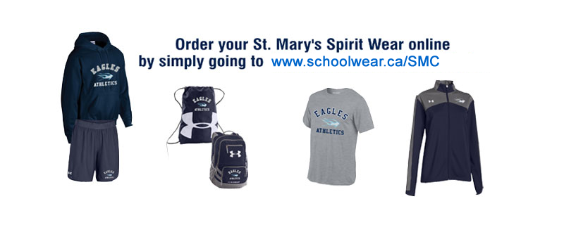 spirit wear online orders