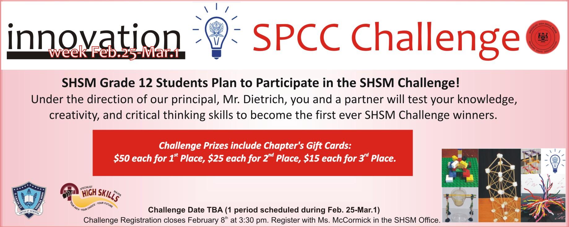 SHSM-SPCC-Completion-Innovation-Challenge-BANNER-Jan-2019