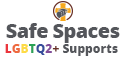 Safe Spaces LQBTQ2+ Supports